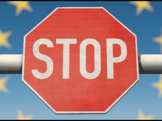 Reisen Einreise EU Stop