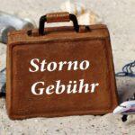 Symbolbild Reise Stornokosten