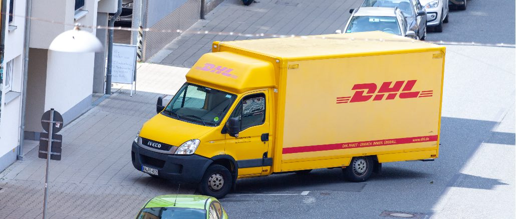 2020-04-22 DHL Deutsche Post Symbolbild Video