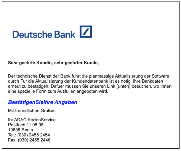 2020-04-22 Deutsche Bank Fake-Mail onlinebanking