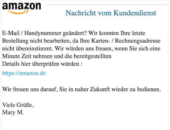 2020-04-23 Amazon Phishing