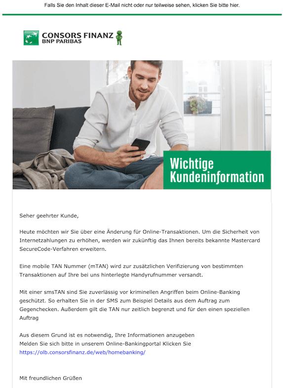 2020-04-25 Consors Phishing