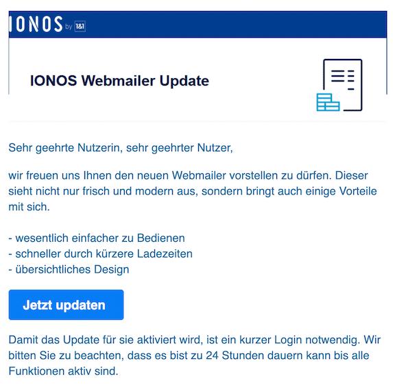 2020-04-26 Phishing IONOS