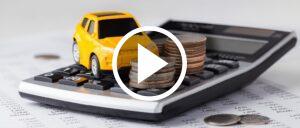 Auto KFZ Versicherung Symbolbild Video