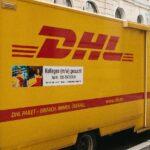 DHL Deutsche Post Symbolbild