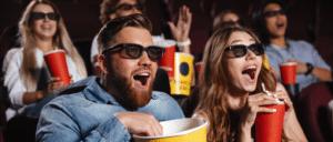 Kino, Popcorn