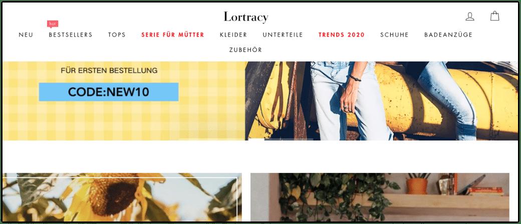 Lortracy China Shop