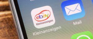 eBay Kleinanzeigen Symbolbild
