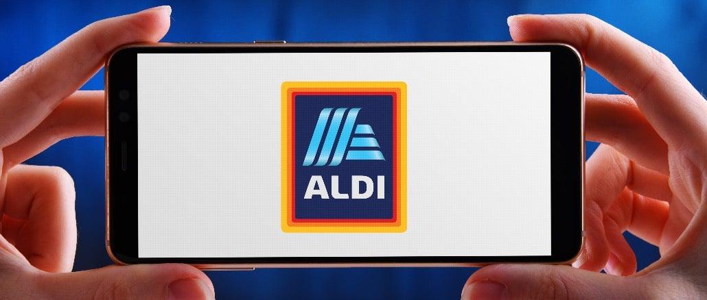 Aldi Smartphone Symbolbild