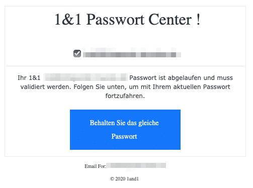 2020-06-19 IONOS 1und1 Fake-Mail Sicherheit