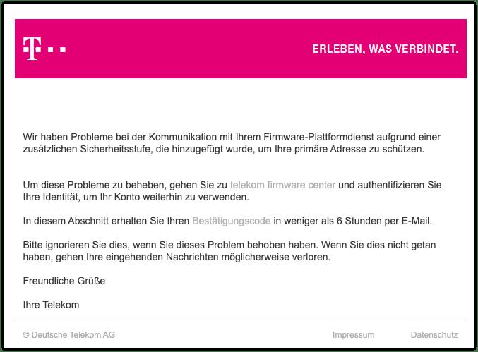 2020-07-07 Phishing Telekom