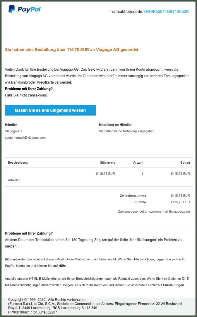 2020-07-08 Phishing PayPal