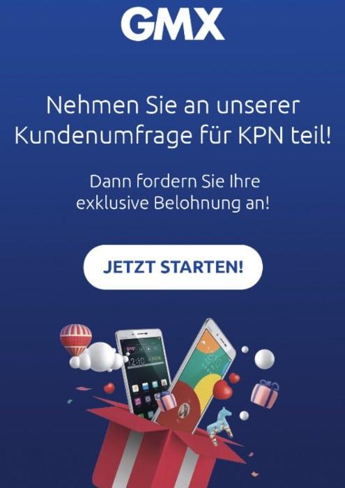 2020-09-10 GMX Spam-Mail Wir haben eine Ueberraschung für GMX Kunden
