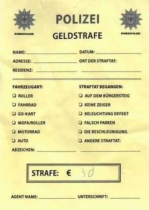 2020-09-21 Bundespolizei Fake-Strafzettel