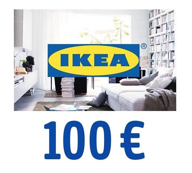 2020-11-06 IKEA Gutschein 100 Euro
