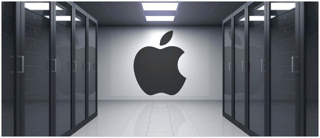 Apple Name Logo