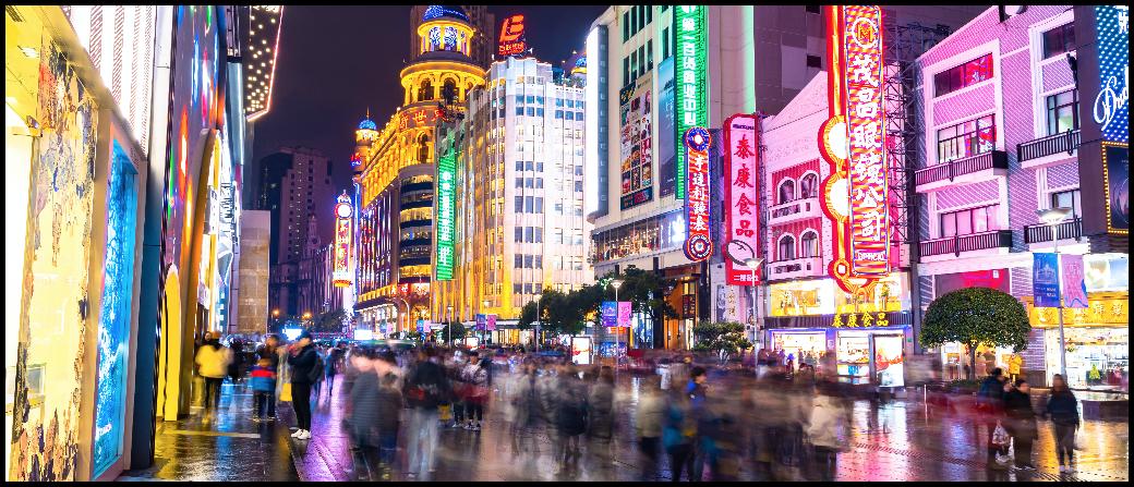China Shopping Onlineshopping Einkaufen