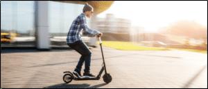E-Scooter, E-Roller, ADAC, Test
