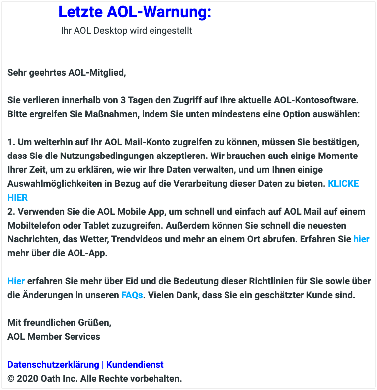 2020-07-15 AOL Phishing
