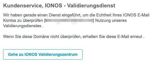 2020-07-17 IONOS 1und1 Spam-Mail ICANN E-Mail-Ueberpruefung