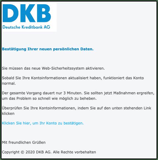 2020-07-22 Phishing DKB