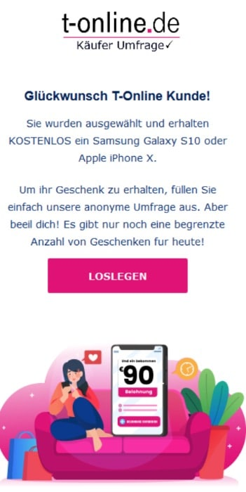 2020-09-15 T-Online Spam Fake-Mail Abofalle