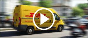 DHL, Post, Briefe, Pakete, Zustellung