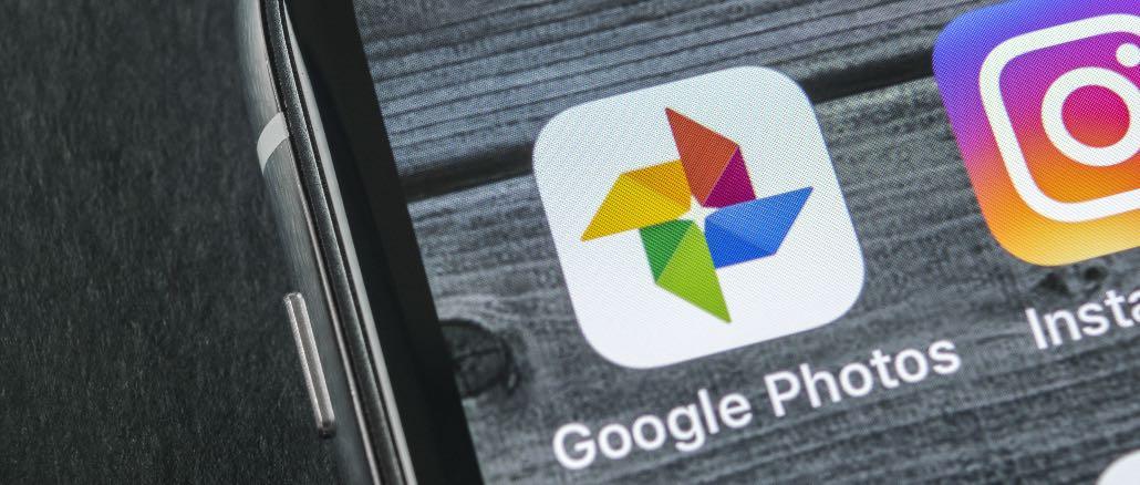 Google Fotos Symbolbild