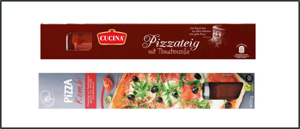 Rueckruf Pizzateig Lidl Aldi Netto Rewe Penny Edeka