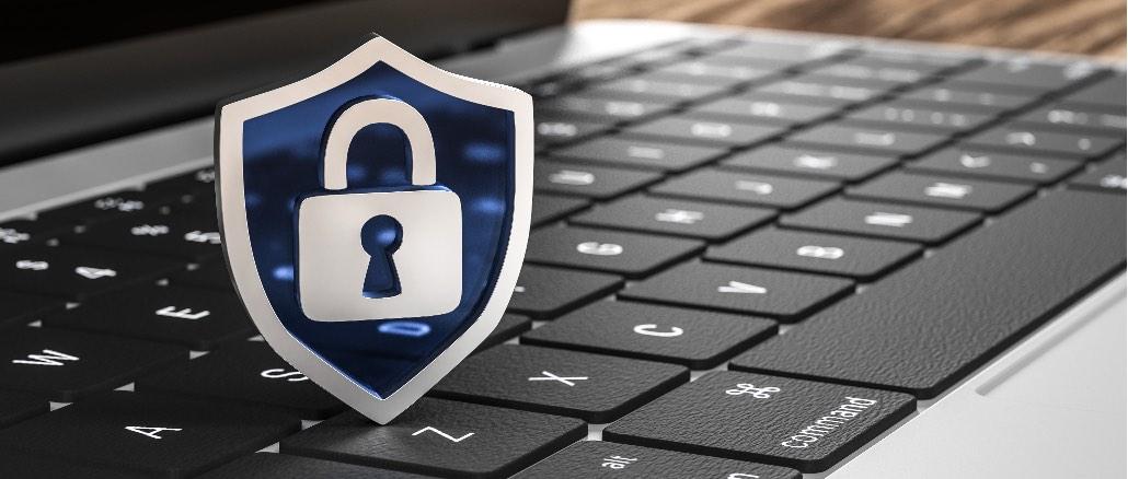 Webseite Verschlüsselt Sicherheit Symbolbild