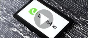 WhatsApp Symbolbild