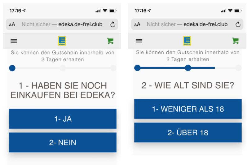 2020-08-13 WhatsApp Kettenbrief Edeka 125 Euro Gutschein 2
