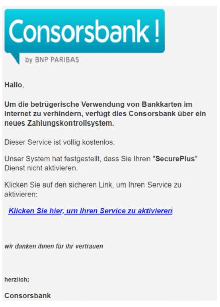 2020-09-24 Consorsbank Spam Fake-Mail Securepluѕ Aktivieren