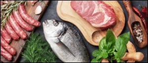 Fisch vs Fleisch