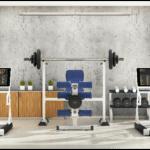 Fitnessgeraete Symbolbild