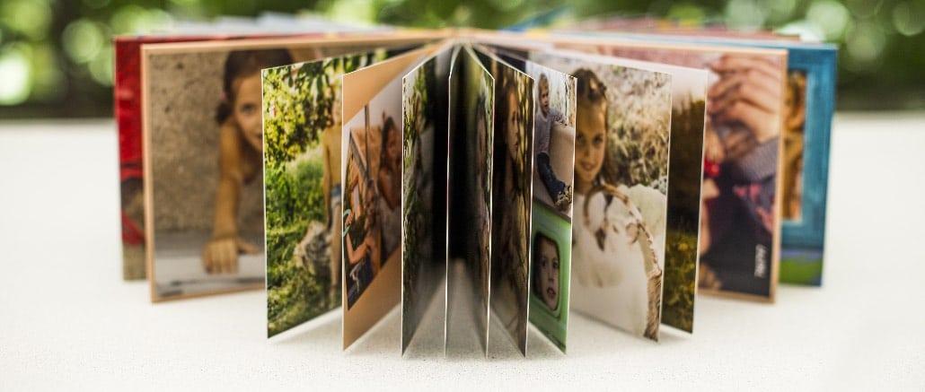 Fotobuch Symbolbild