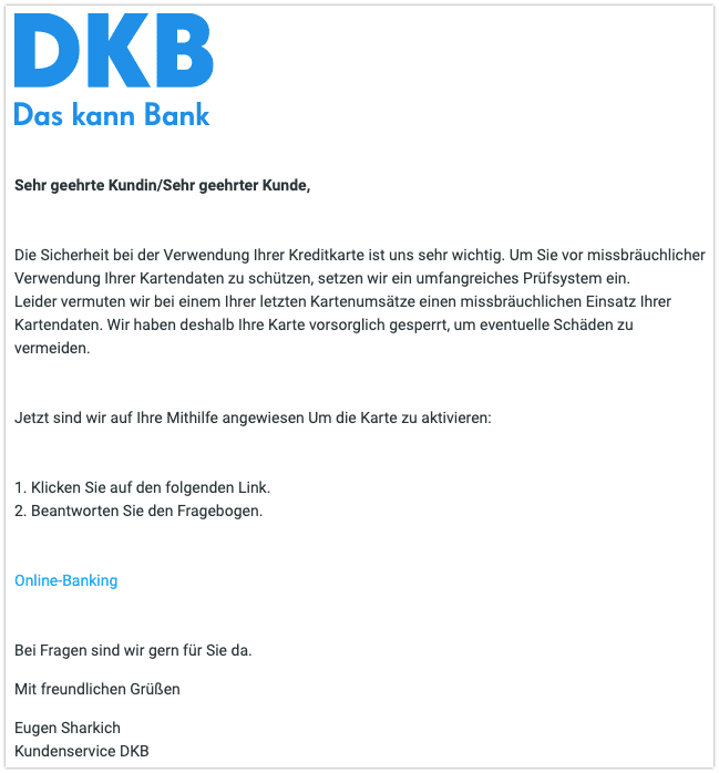 2020-09-03 DKB Phishing