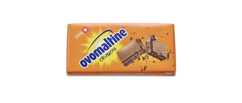 2020-09-06 Ovomaltine Tafel Schokolade 100g
