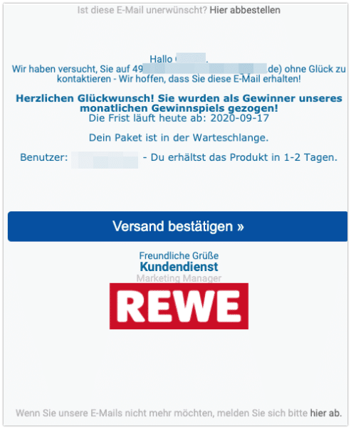 2020-09-18 Rewe Mail Abofalle2