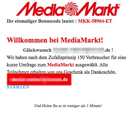 2020-10-09 Spam MediaMarkt