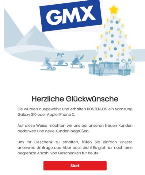 2020-11-01 Spam GMX