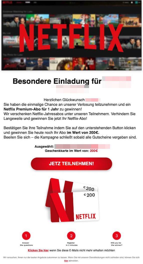 2021-04-01 Netflix Gewinnspiel