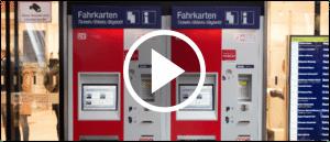 DB Fahrkartenautomaten