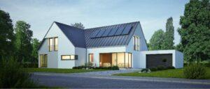 Eigenheim Haus Symbolbild