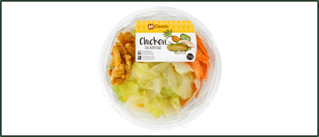 Rueckruf Chicken Saladbowl Migros