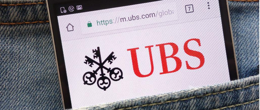 UBS Bank Symbolbild