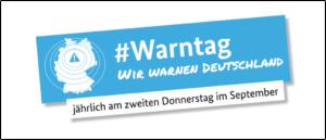 bundesweiter Warntag logo