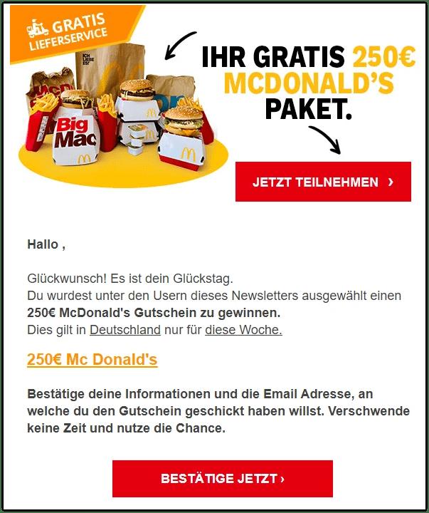 2020-08-10 Spam McDonalds