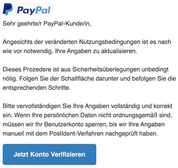 2020-10-13 PayPal Phishing