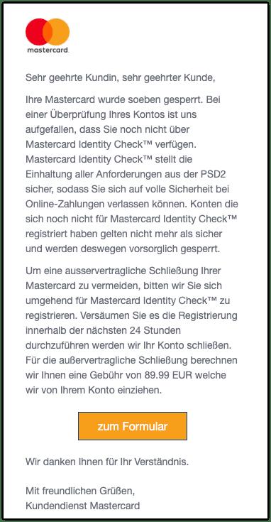 2020-10-15 Phishing Mastercard